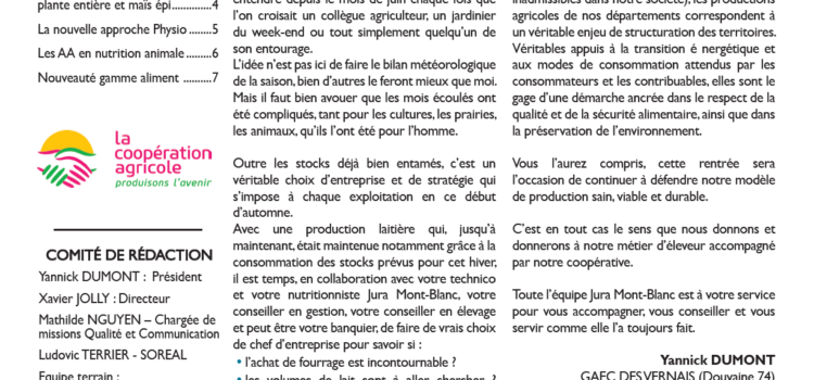 EVALP Info n°15